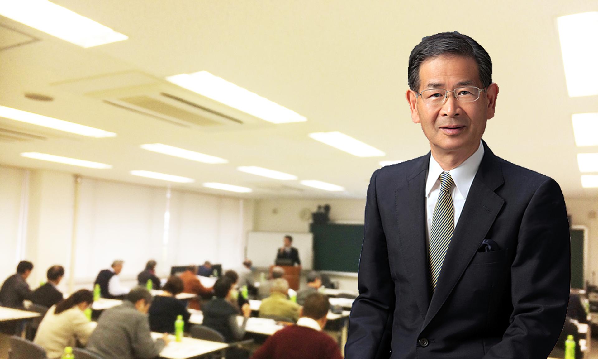 【起業事例】59歳で退職。マナー講師、生きがいづくりの講演を中心に活動