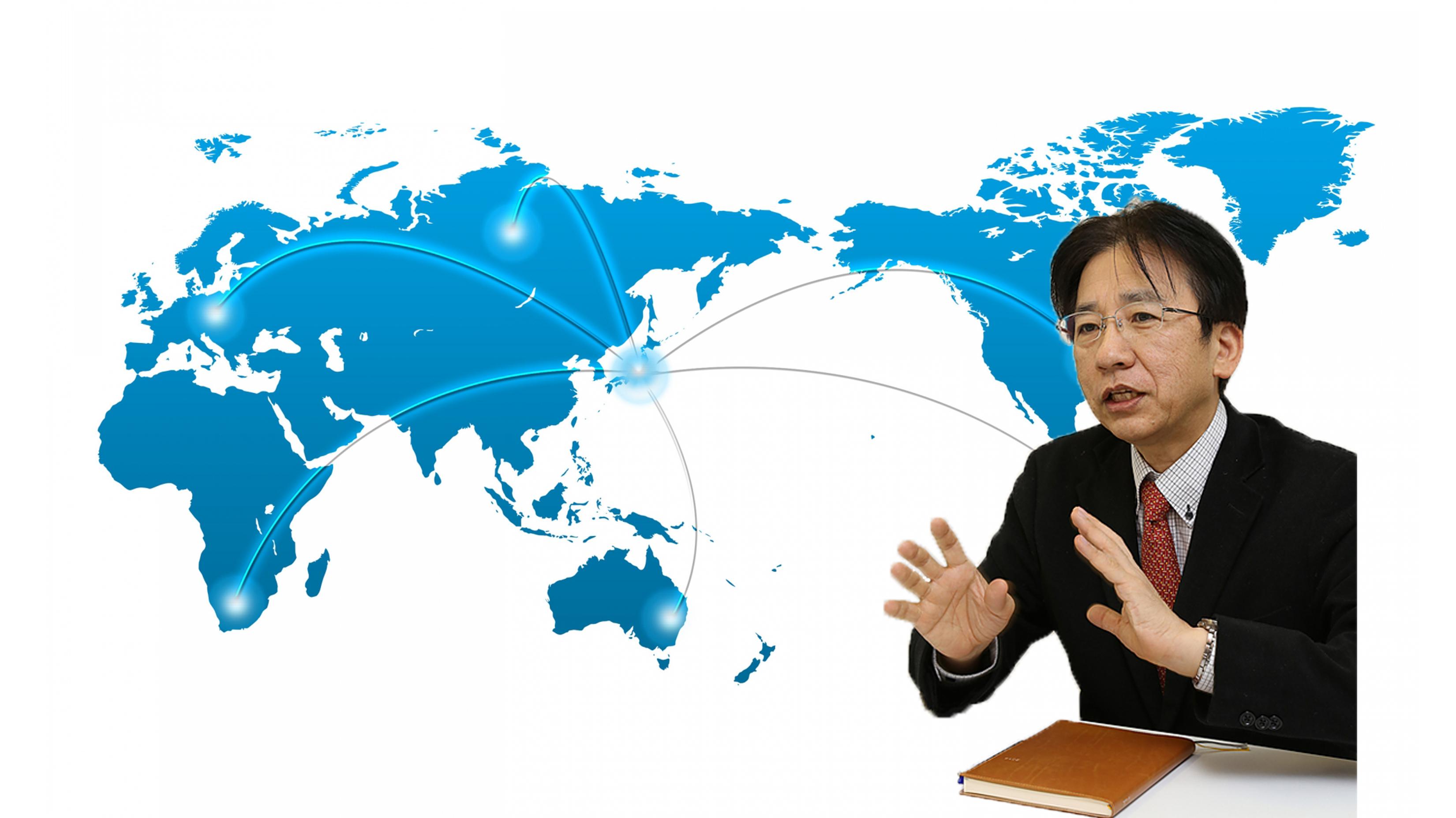 【起業事例】定年を待たず57歳でコンサルタントとして独立し、企業の海外進出をサポート
