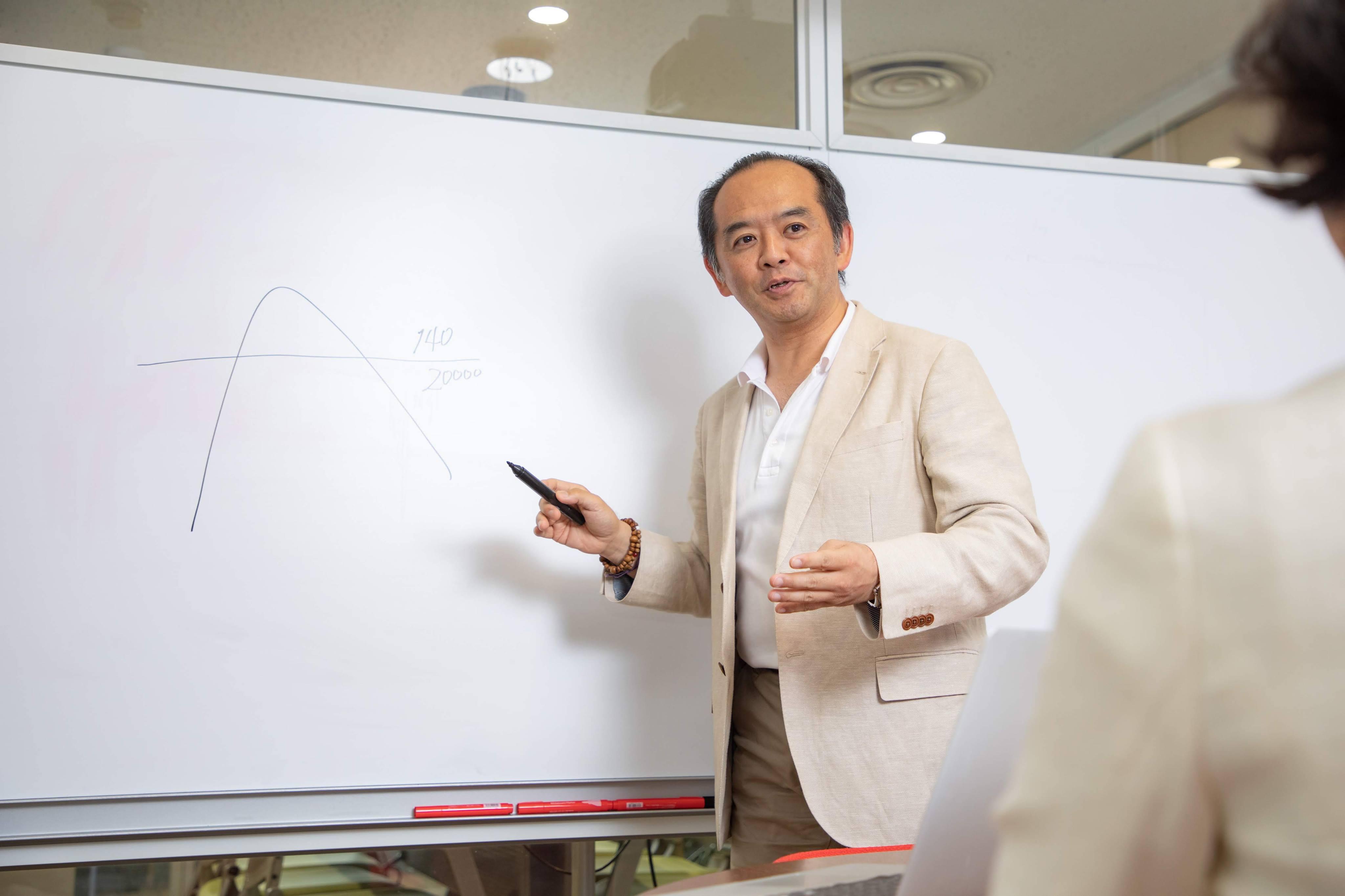 【起業事例】53歳で起業。認知科学に基づくコーチングで上昇志向のあるビジネスパーソンをサポート